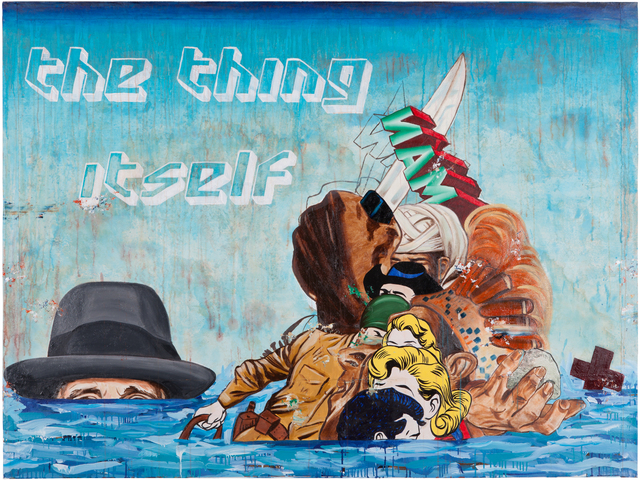 , 'The Thing Itself (with Joseph Beuys),' 2013, Anglim Gilbert Gallery
