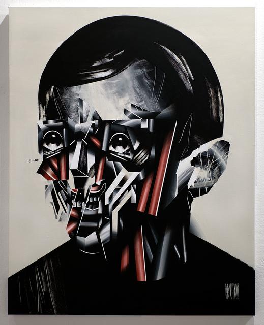 , 'HEAD No. 4,' 2016, ANNO DOMINI