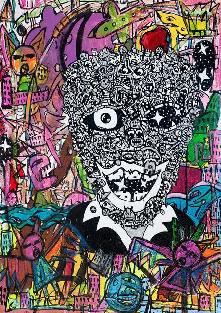 , 'No sleep till Brooklyn,' 2015, french art studio