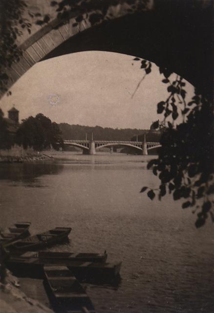 , 'Bridge, Prague, Czechoslovakia,' Circa 1913, Scott Nichols Gallery