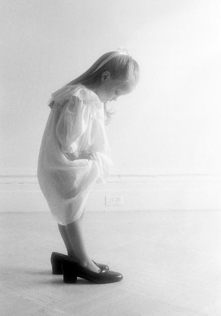 , 'Girl in Big Shoes,' , Cavalier Galleries