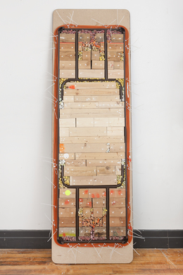 Phoebe Washburn, 'Truth Be Told, This Was Found In Santa Fe', 2011, Feuer/Mesler