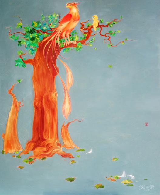 Yuxi Zhang, 'Phoenix', 2014, City Art Gallery Singapore
