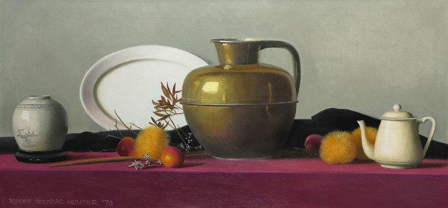 Robert Douglas Hunter, 'Still Life with Polished Brass Pot', 1970, Vose Galleries