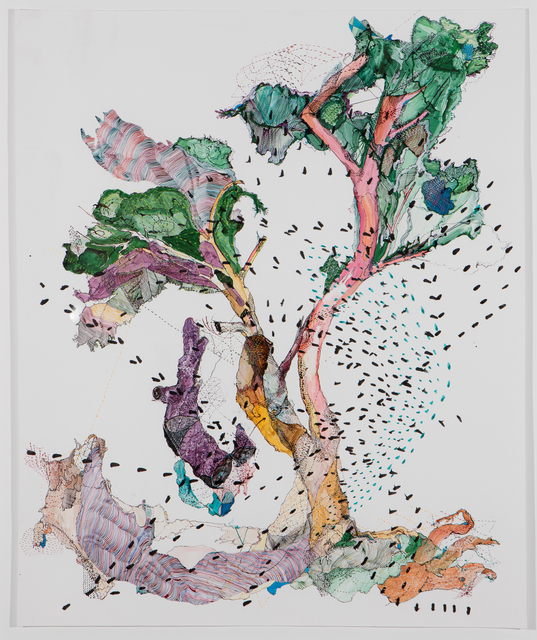 , 'Untitled II (Live Oak),' 2015, Erin Cluley Gallery