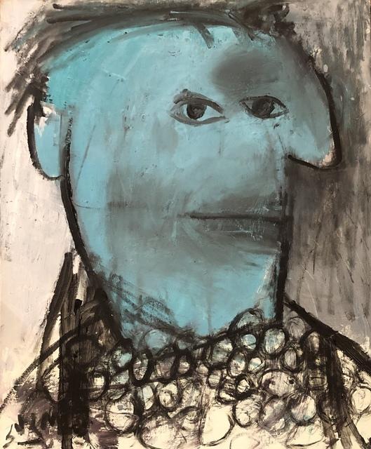 Kako Topouria, 'Portrait', 2019, Chardin Art Gallery