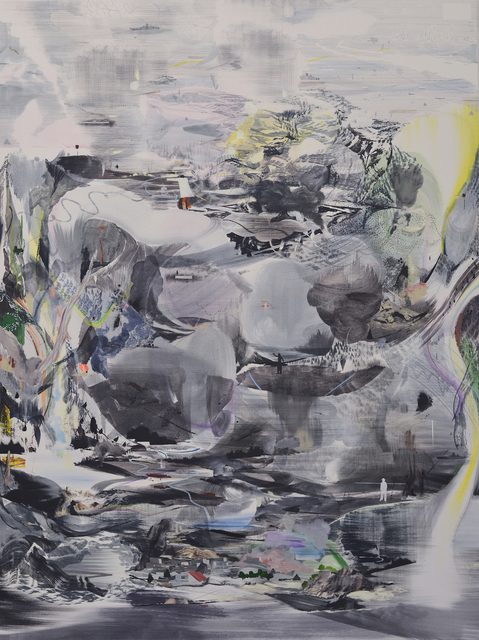 , 'untitled,' 2016, Galerie Philine Cremer