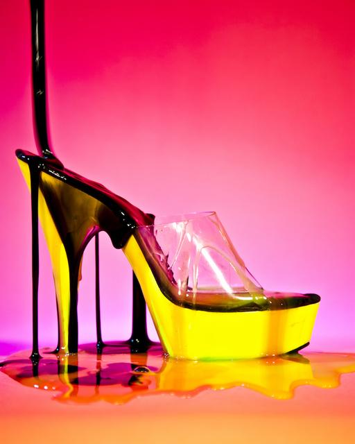 , 'Stripper Heel Slime,' 2012, Myla Dalbesio