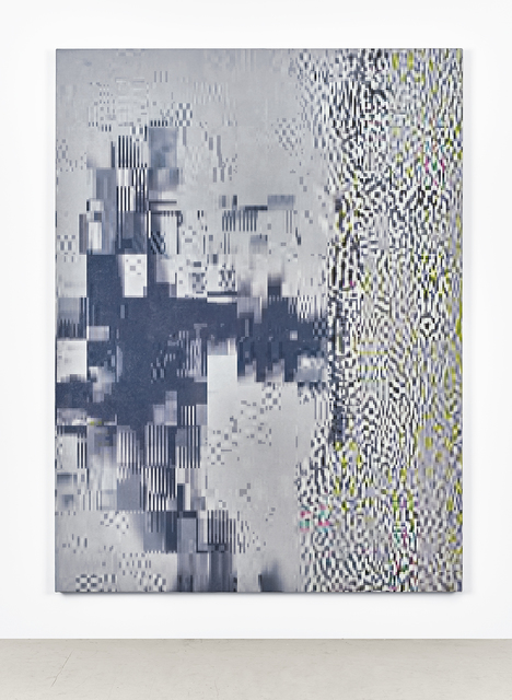, 'Shadow over Ice,' 2015, Galerie Ron Mandos