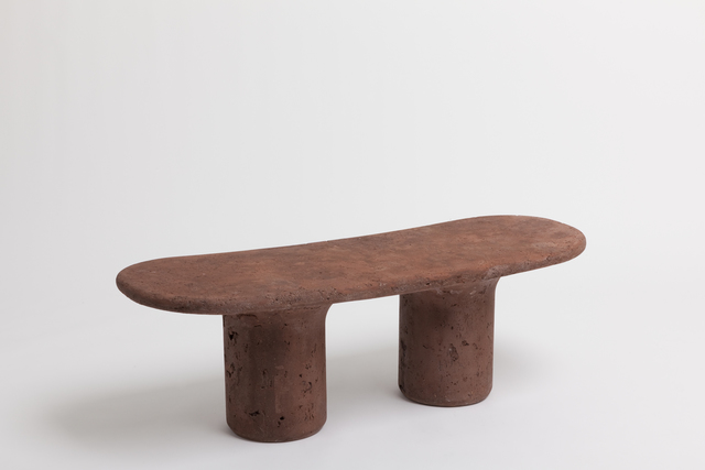 , 'Pew Bench / Earth,' 2016, Friedman Benda