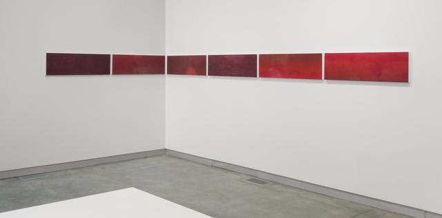, 'Heatscape no. 7,' 2017, David Klein Gallery