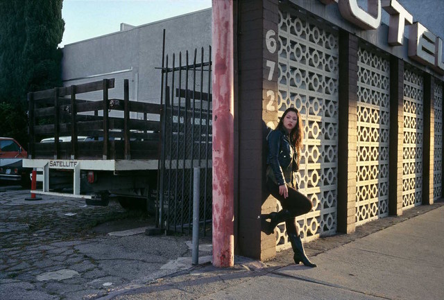 Lise Sarfati, 'Crisse, 6722 Sunset Blvd. From the series On Hollywood', 2008-2009, ROSEGALLERY