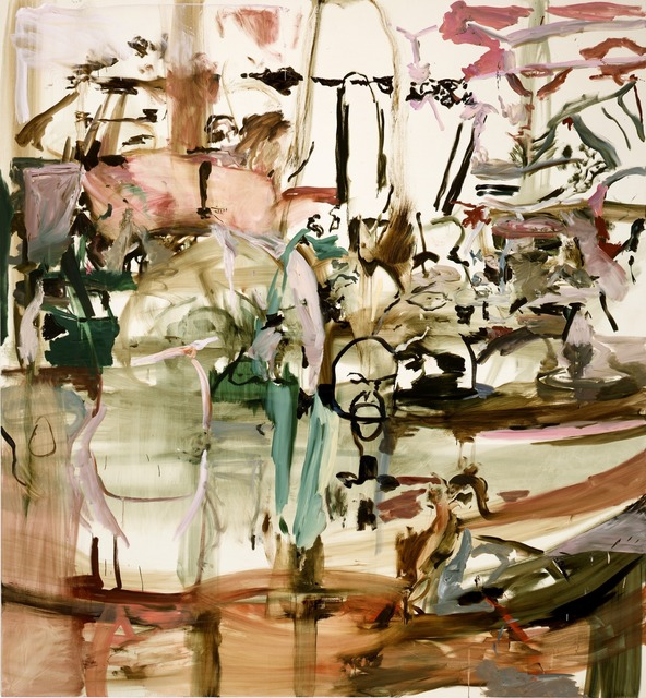 Cecily Brown, 'New Face in Hell', 2008, Gagosian