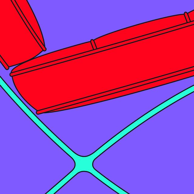 , 'Chair (fragment),' 2015, Cristea Roberts Gallery