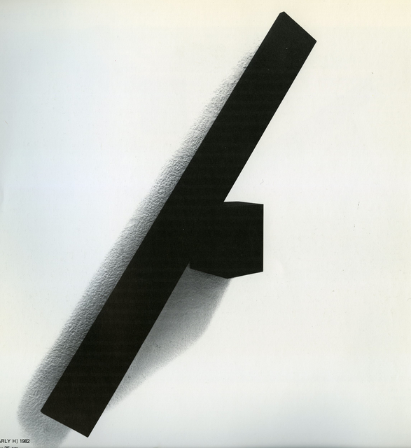 , 'Triangularly H,' 1982, Annely Juda Fine Art