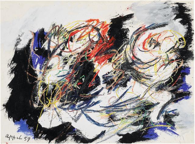, 'Paysage Humaine,' 1959, Vallarino Fine Art