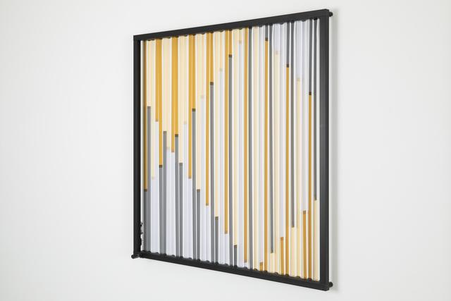 , 'color | nº 191+1EA,' 2018, Galerie Denise René