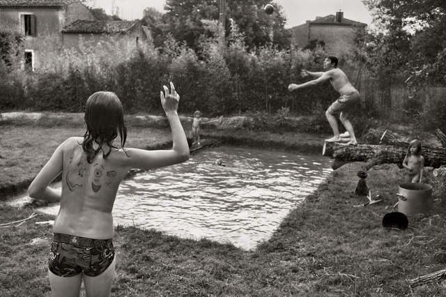 Alain Laboile, 'Pool', 2012,  29 ARTS IN PROGRESS gallery