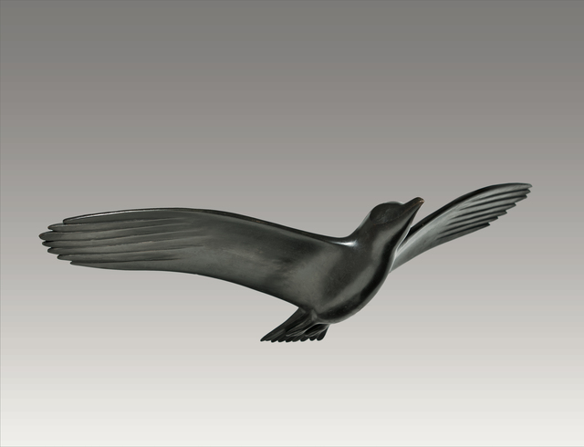 , 'Gull Flying,' , Robert Hooke Sculpture Gallery