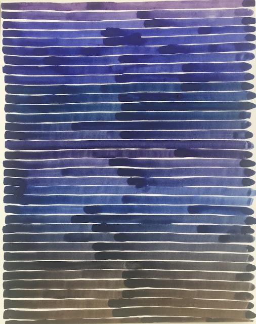 Mel Prest, 'untitled (COLOR CHANT 13/12)', 2015, San Francisco Cinematheque Benefit Auction