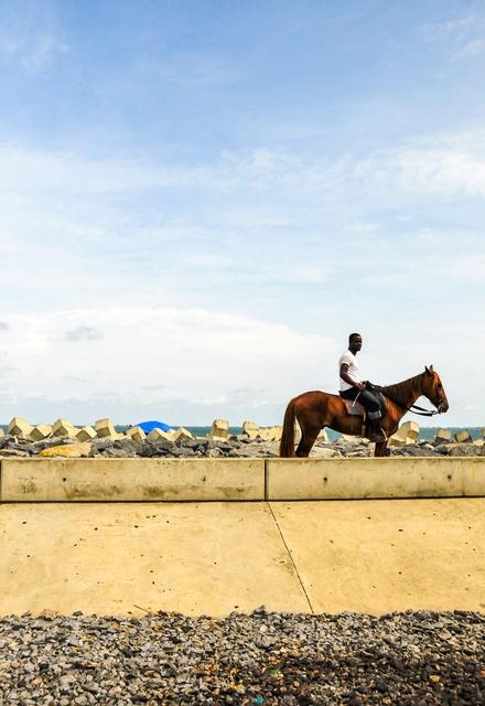 , 'Lagos I,' 2015, Galleri Duerr