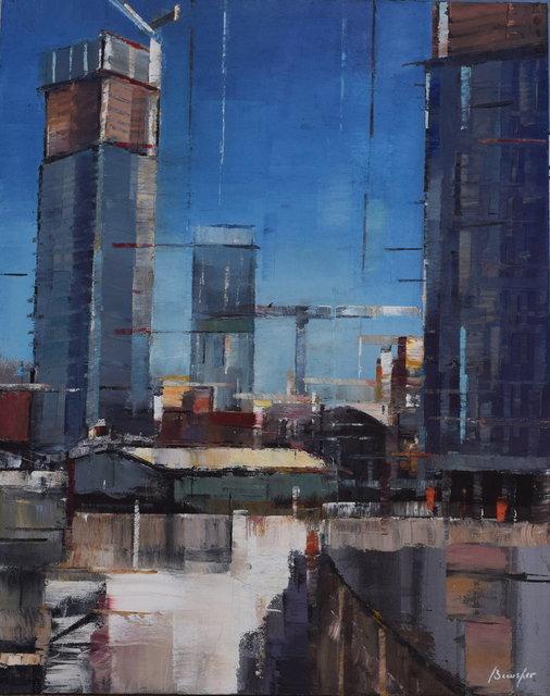 Steven Bewsher, 'A New Skyline', Gateway Gallery