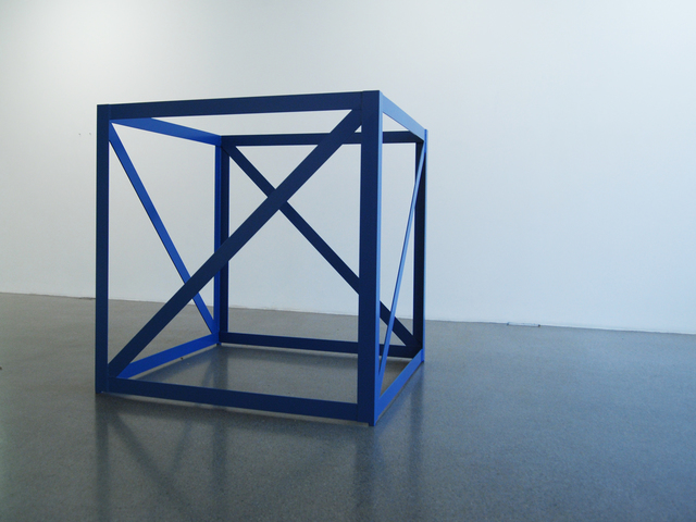 , 'First Structure,' 1966, Aicon Gallery