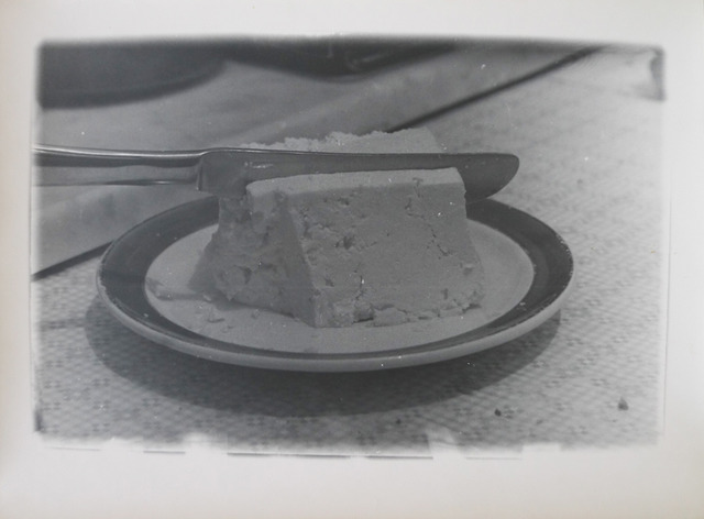 , 'Cheese,' 1975, Galerija Gregor Podnar