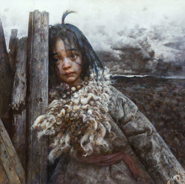 , 'Lonely Wanderer,' 2014, Kwai Fung Hin