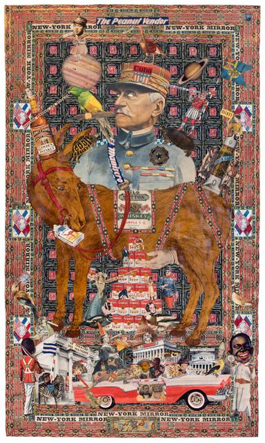 , 'The Peanut Vendor,' 1920-1950, Fleisher/Ollman