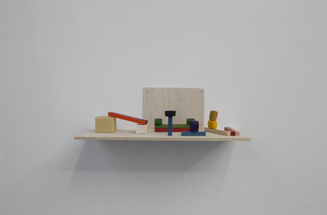 , 'Paisagem pequena,' 2013, Galerie Emmanuel Hervé