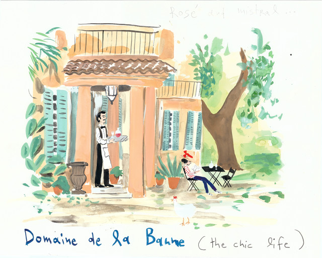, 'Domaine de la Baume,' 2013, Gavlak