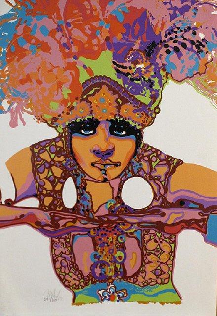 , 'Woman II,' , The Loft Fine Art