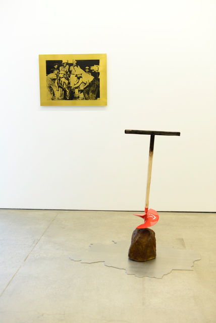 , 'Scope and limits (From abstract orders to territorial exploitation),' 2013-2015, Galeria Luisa Strina