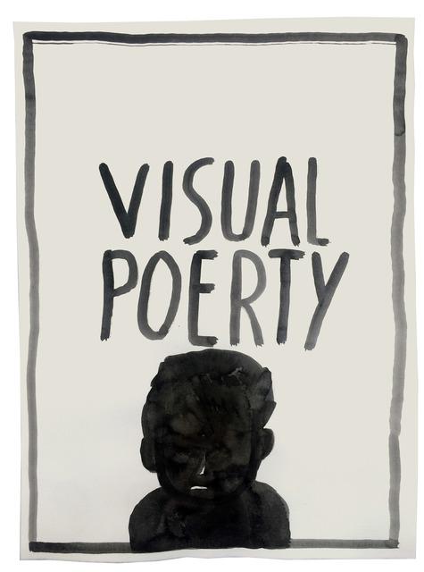 , 'Art History in 100 Drawings: Visual Poerty,' 2016, Sapar Contemporary
