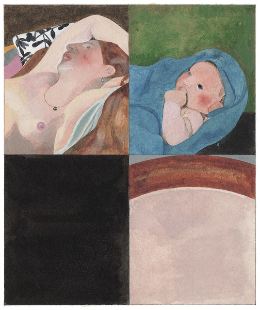 , 'Dreams of Harems, Babies, Nothing.,' 2013, Enitharmon Editions