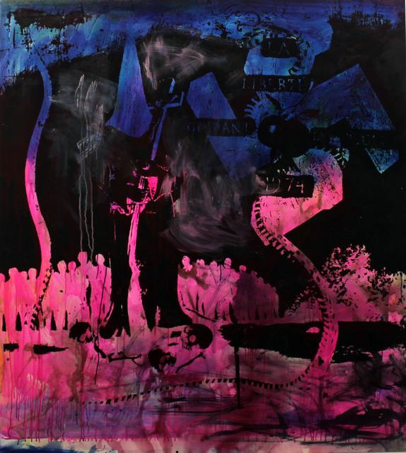 , 'La Liberté,' 2014, Tyler Rollins Fine Art