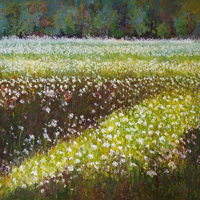 , 'Layered Wildflowers,' , Gallery 901