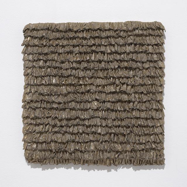 , 'Wave_bronze,' 2016, Gallery EM