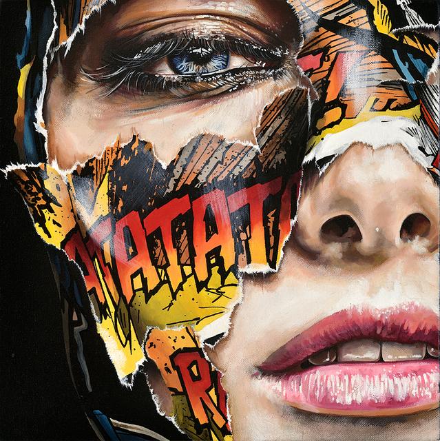 , 'La Cage, opium de tous les silences,' 2017, Galerie C.O.A