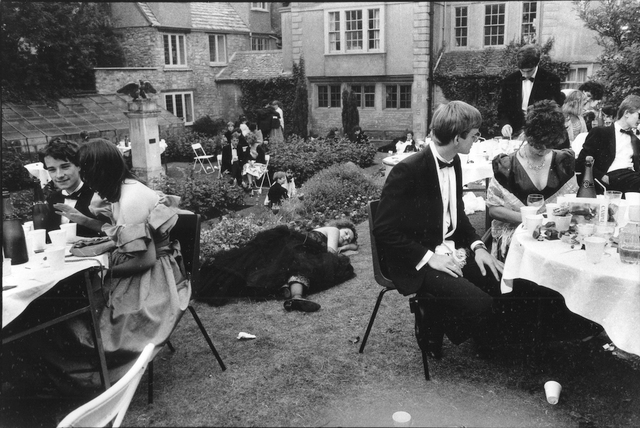 , 'New College Ball, Oxford ,' 1986, The Photographers' Gallery   Print Sales