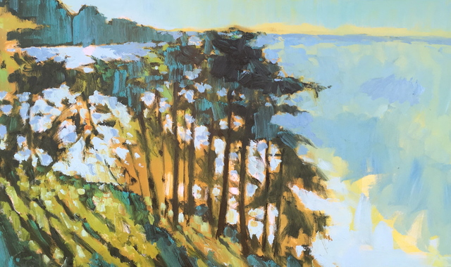 , 'Above Baker Beach #79,' 2015, Desta Gallery