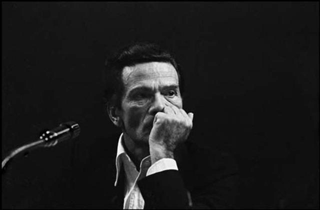 , 'Pier Paolo Pasolini at Circolo Turati in Milan, 1972,' 1972, ILEX Gallery