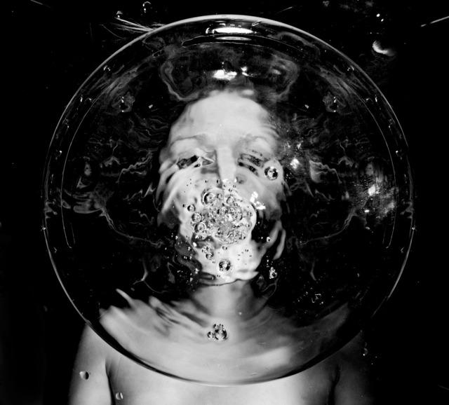 , 'Asphyxia I,' 2011, Anna Laudel