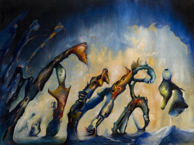 , 'Exode,' 1946, Weinstein Gallery