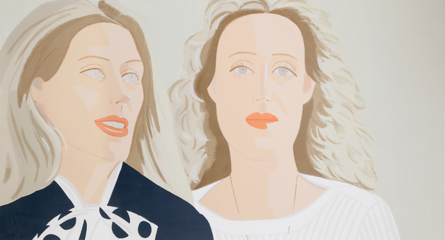 , 'Julia and Alexandra,' 1983, RoGallery