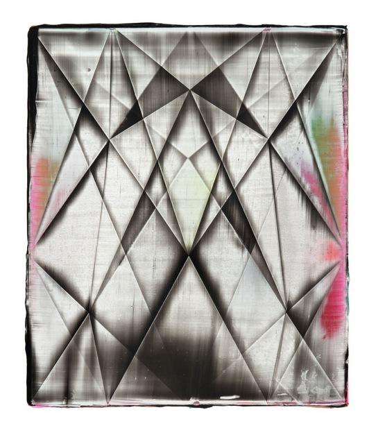 , 'Rhombus (White Light),' 2013, Jessica Silverman Gallery