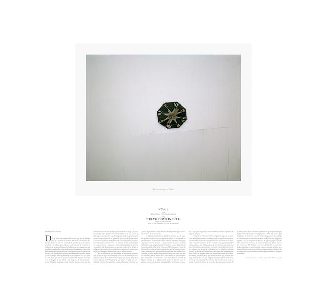 , 'El continente y el viento,' 2014, espaivisor - Galería Visor