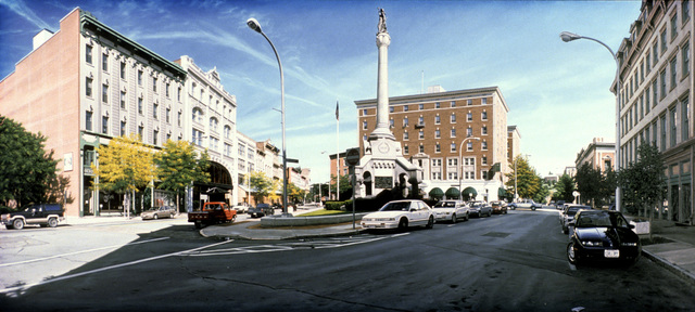 , 'Monument Square (Troy),' 1997, Louis K. Meisel Gallery