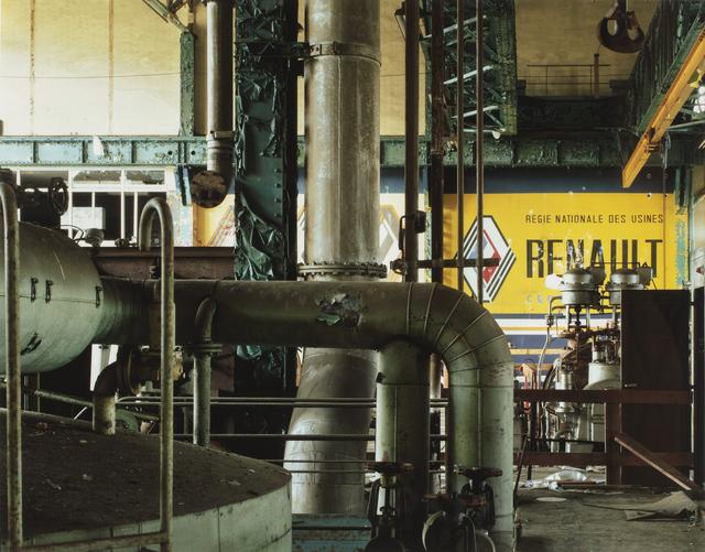 Stéphane Couturier, 'Usine Renaut, Ile Seguin, Boulogne Billancourt', 2003-2009, Photography, Photograph, Millon